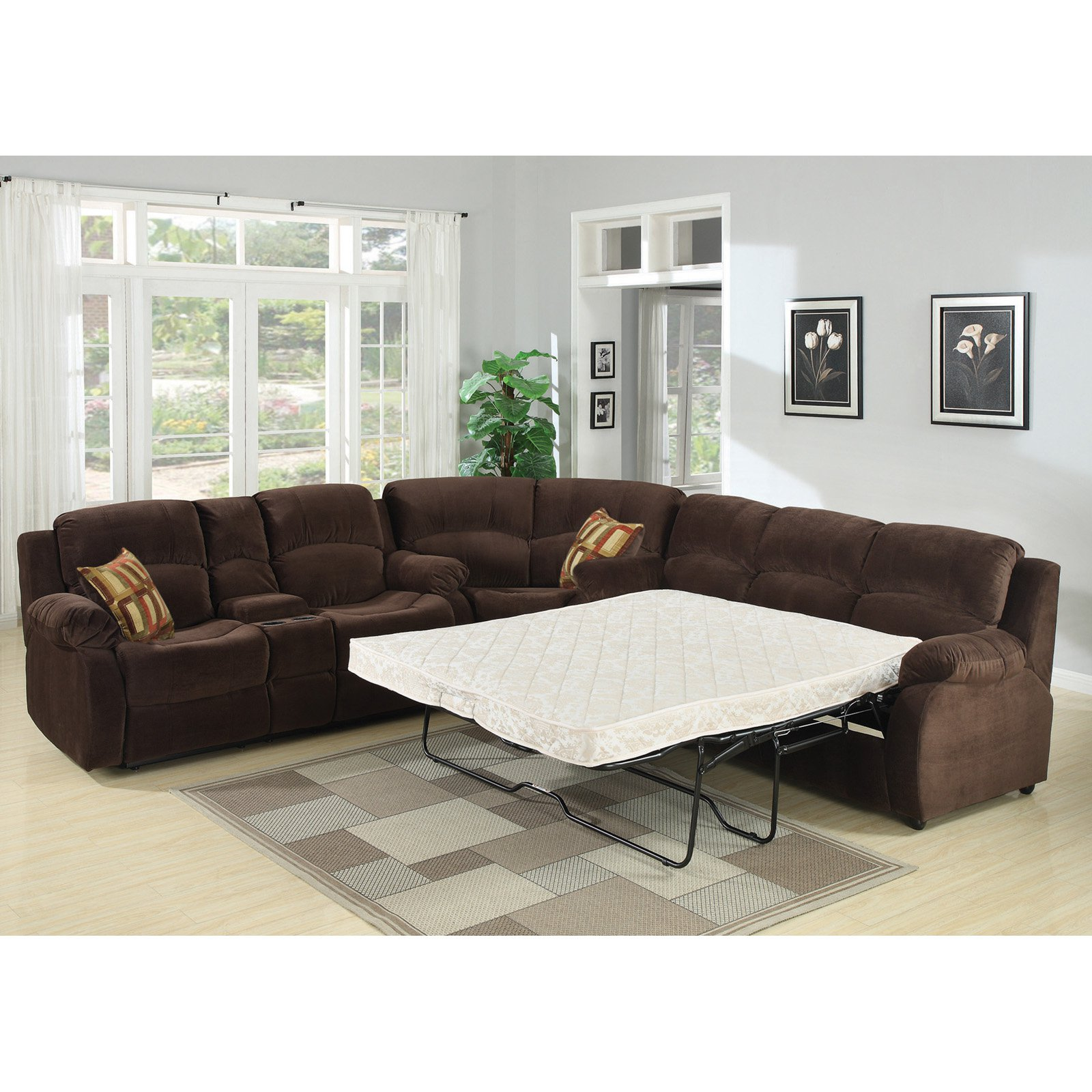 Christies Home Living Tracey Queen Sofa Bed