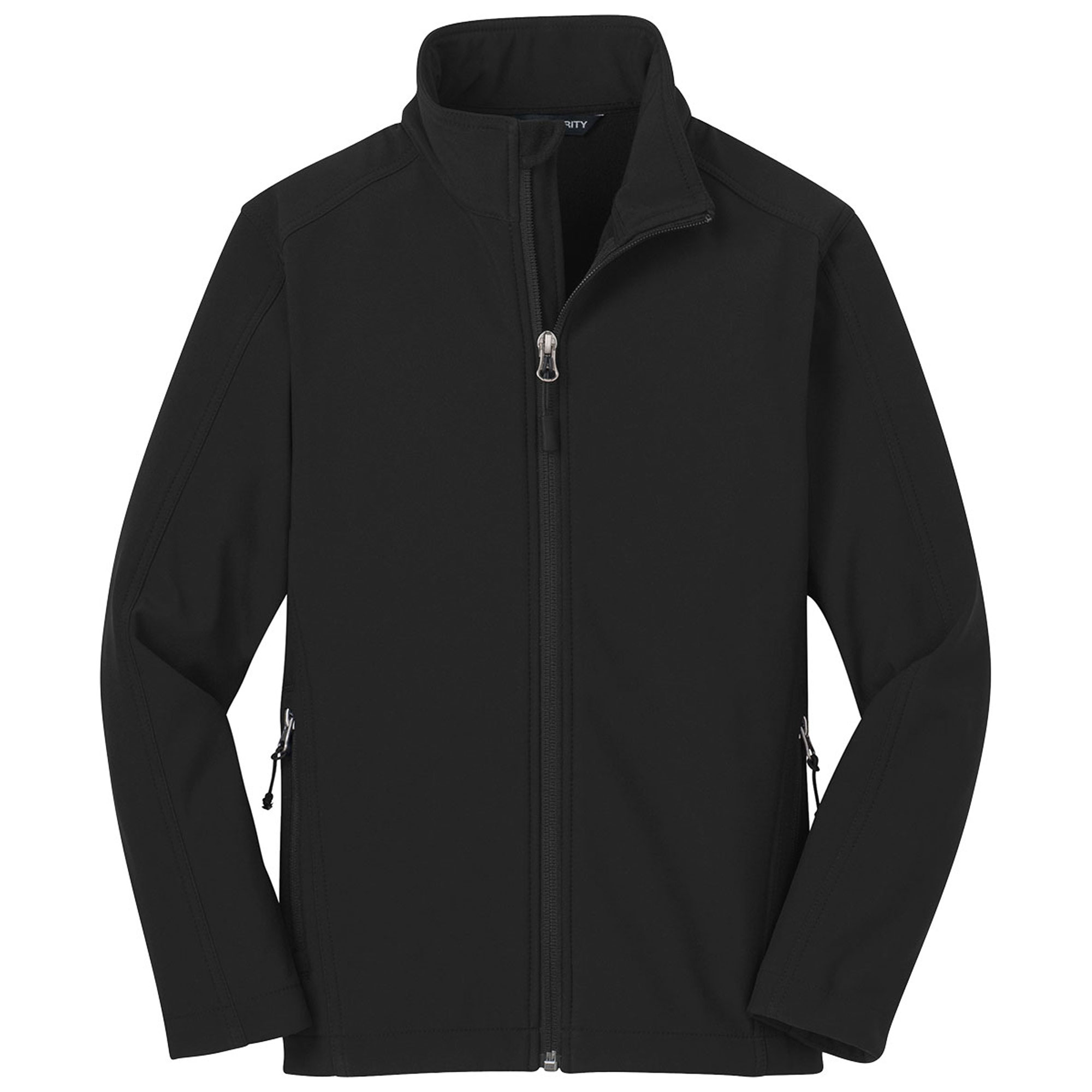 Port Authority Youth Traditional Waterproof Soft Shell Jacket