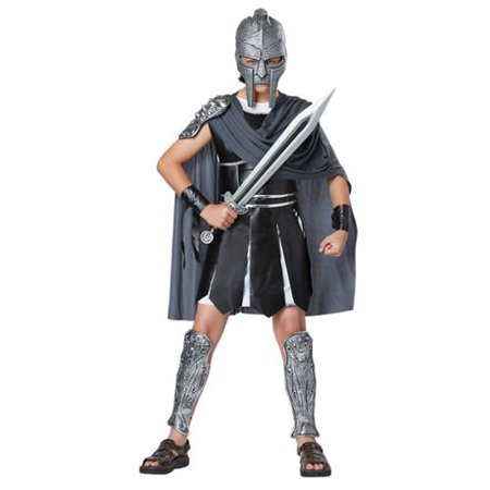 Chico California Halloween (California Costume Collection Gladiator Halloween Costume Accessory Kit, One Size, 2)