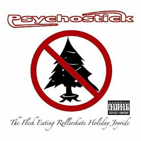 The Flesh Eating Rollerskate Holiday Joyride (explicit)