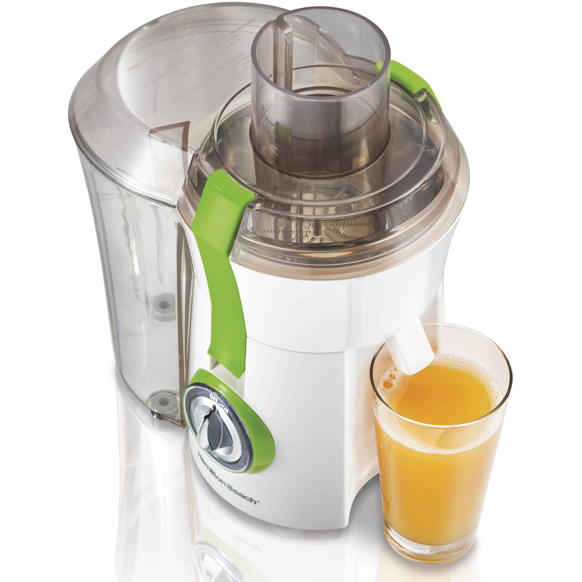 Refurbished Hamilton Beach Big Mouth Juice Extractor | Model# R67602