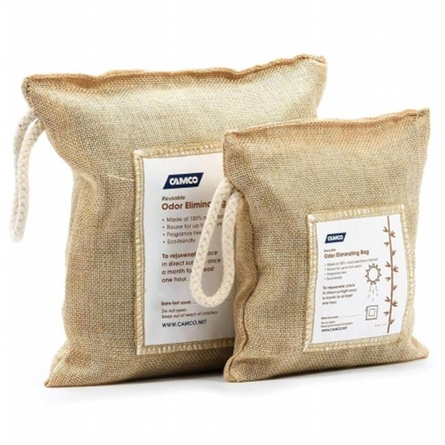 Camco 44272 Re-Usable Odor Eliminating Bag - 200 g