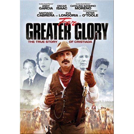 For Greater Glory (DVD) (Glory Be To The Father In Spanish)