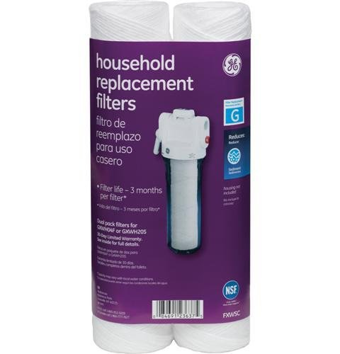 General Electric FXWSC  Household Replacement Filters