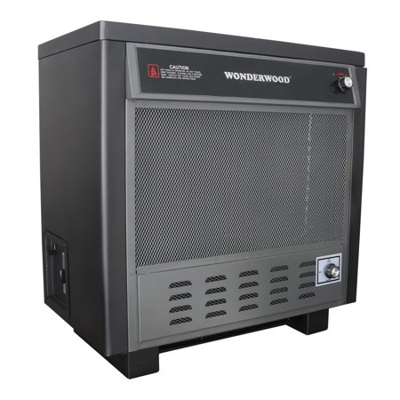 Wonderwood 2,000 Sq. Ft. EPA Certified Wood Burning Circulator Stove ()