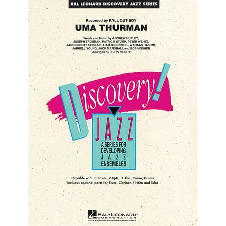 Hal Leonard Uma Thurman Jazz Band Level 1.5 by Fall Out Boy Arranged by John (Fall Out Boy Uma Thurman 1 Hour)