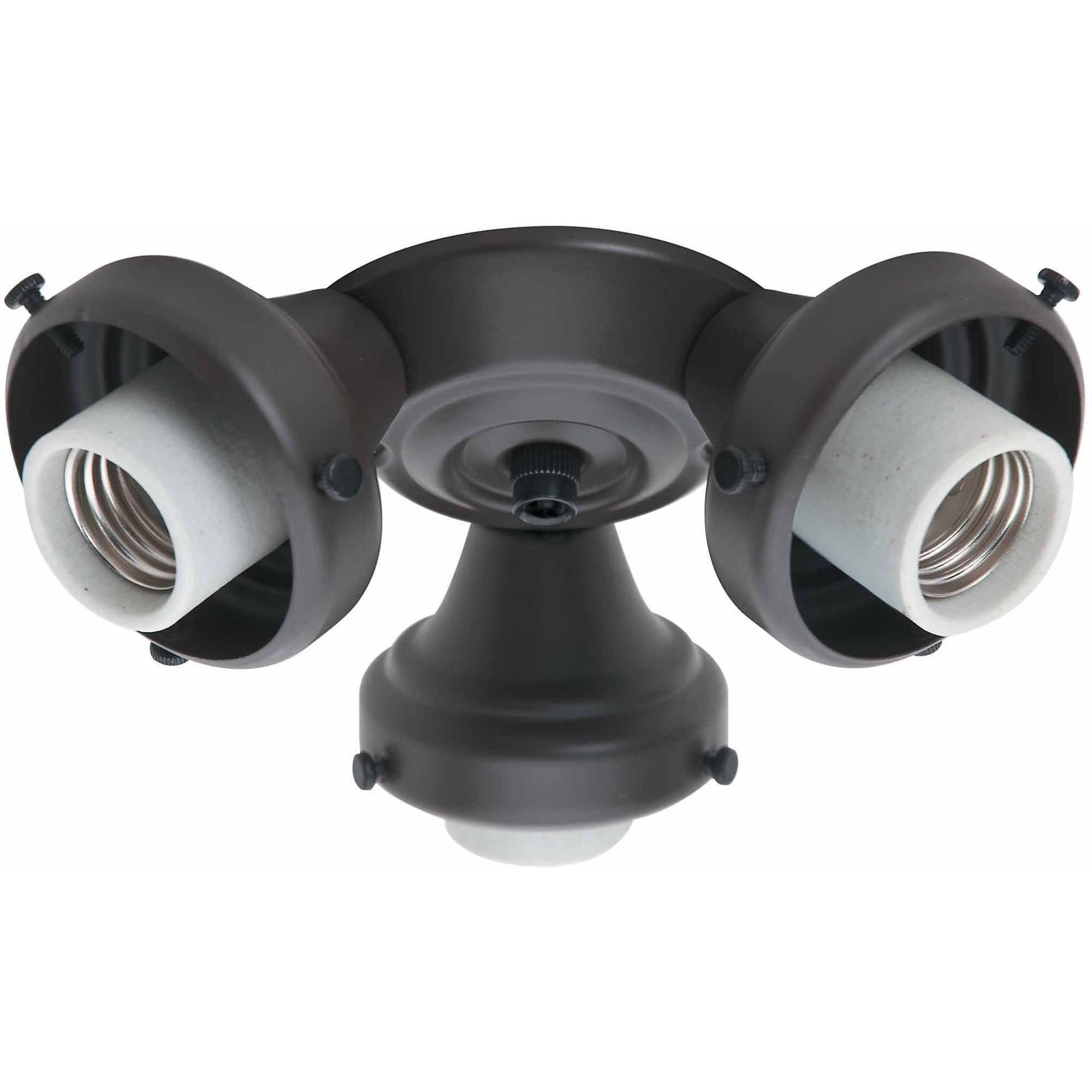 Hunter Fan Light 3 pany Fitter New Bronze 108 Top Reviews