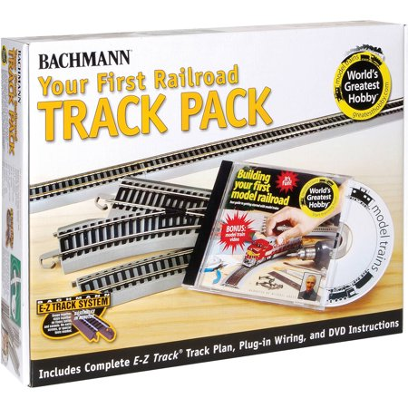 Bachmann Trains HO Scale Nickel Silver World'S Greatest Hobby First Railroad Track