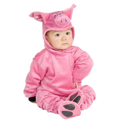 Newborn Little Pig Costume Charades 81069V - Halloween Charades List