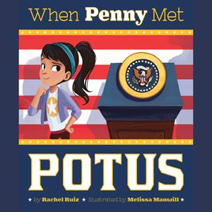 When Penny Met POTUS - Audiobook