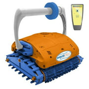 Aquafirst Turbo Robotic Wall Climber Cleaner w/ Remote Control for In Ground Pools