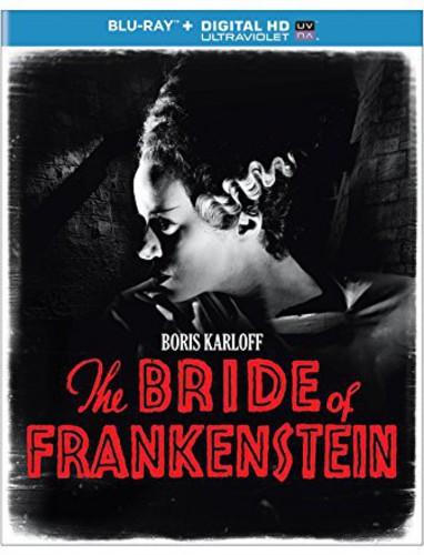 Bride of Frankenstein (Blu-ray) by