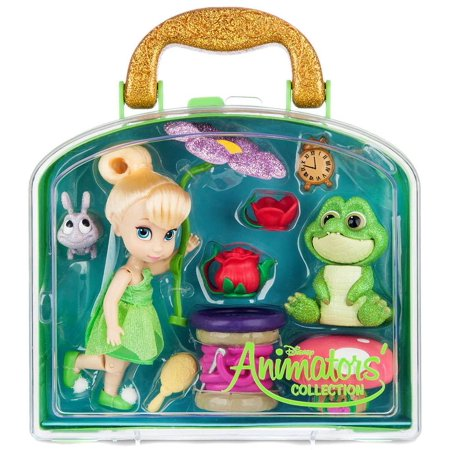 Tinker Bell Toys (Disney Animators' Collection Tinker Bell Mini Doll)