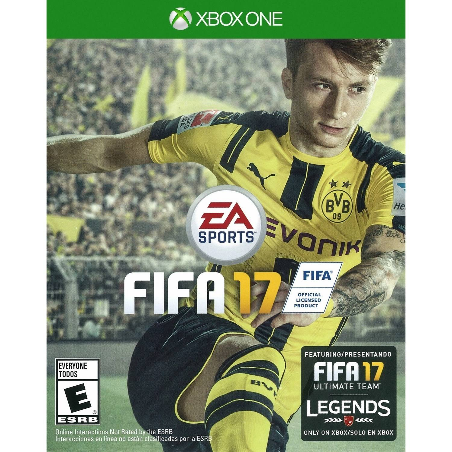 Electronic Arts FIFA 17 - Pre-Owned (Xbox One)
