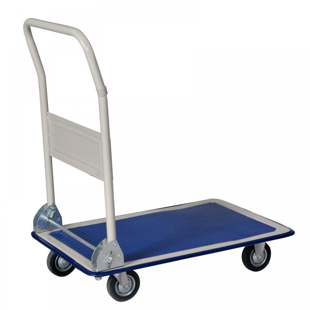 Platform Cart Dolly Folding Foldable Moving Warehouse Push Hand Truck by
