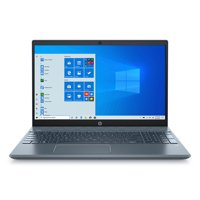 "HP Pavilion Laptop 15.6"" FHD, AMD Ryzen 5 3500U, AMD Radeon Vega 8, 8GB SDRAM, 1TB HDD+128GB SSD, 15-cw1068wm, Horizon Blue (Google Classroom Compatible)"