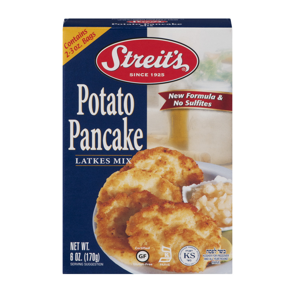 Streit's Potato Pancake Latkes Mix, 6.0 OZ