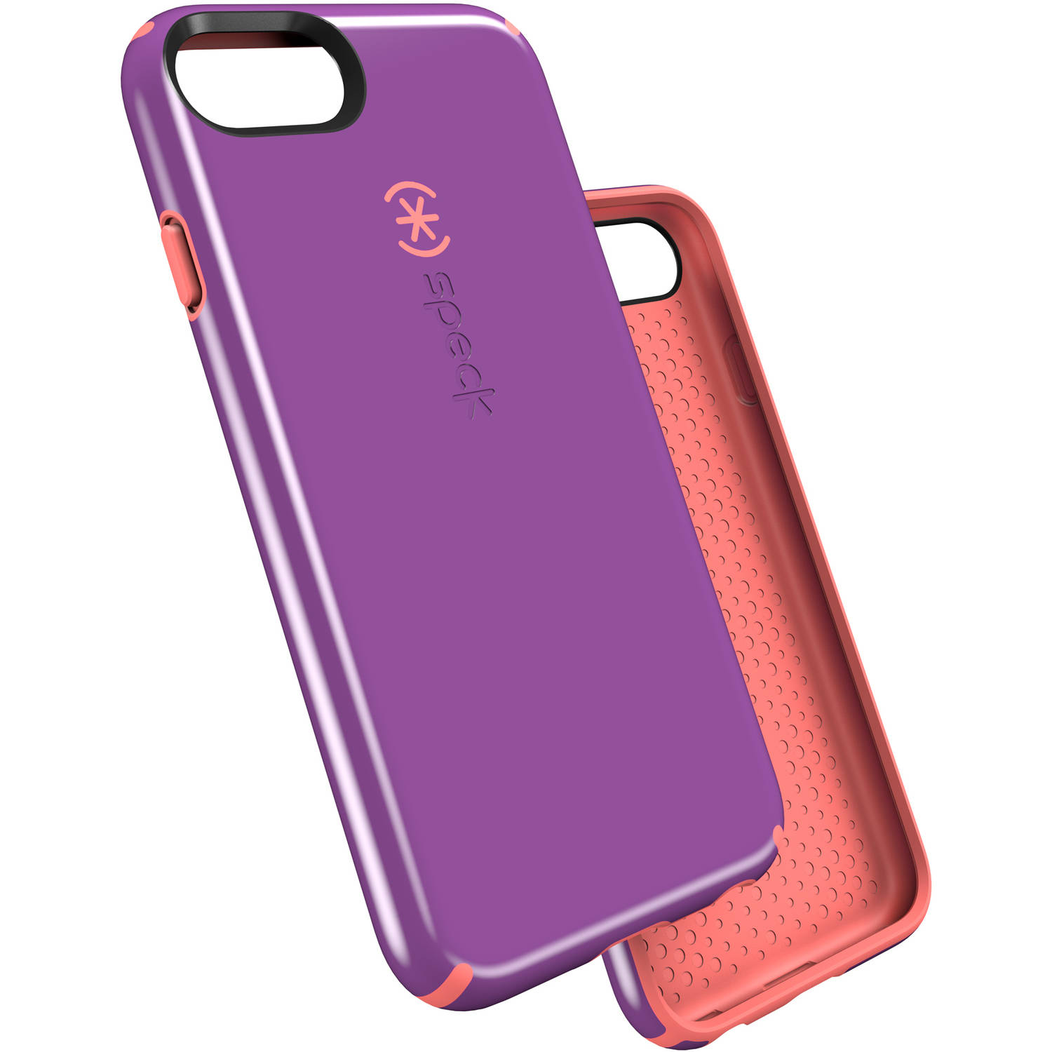 Speck CandyShell Case for Apple iPhone 6 Plus and iPhone 7 Plus, Purple