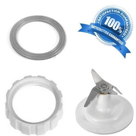 Eleganceinlife Hamilton Beach Blender Blade Cutter Replacement Part Sealing Ring Gasket With Base Bottom Cap