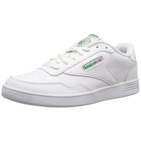 Reebok Mens REEBOK CLUB MEMT, US-WHITE/GLEN GREEN