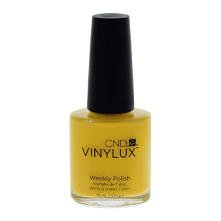 CND CND Vinylux Weekly Polish - # 239 Banana Clips 0.5 oz Nail (Enameled Clip)