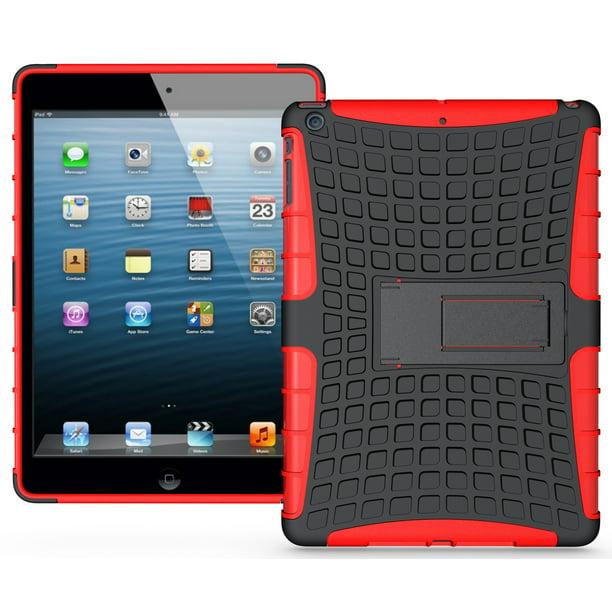 Rugged Tpu Skin Hard Case Cover Stand