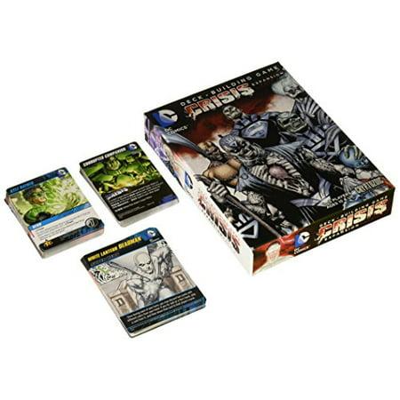 DC Comics Deck-Building Card Game Crisis Expansion Pack 2