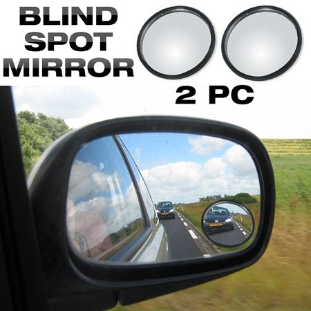 Blind Spot Mirrors (2pc) Pair 2 Side View By