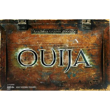 Ouija Game by Hasbro, Ages 8 and - Prefix Game