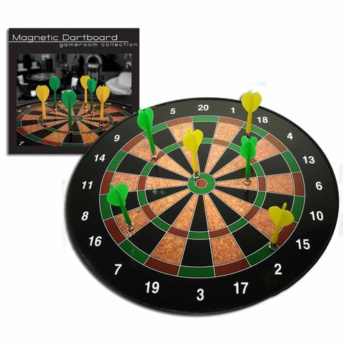 Magnetic Dartboard by Westminster Inc.