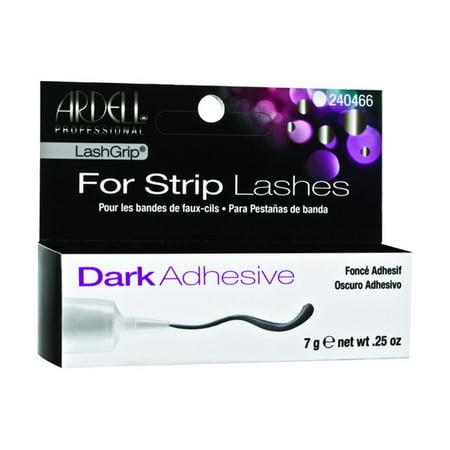Ardell Adhesive Lashgrip For Strip Lashes Dark Ardell Lashgrip Strip Adhesive