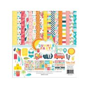 Echo Park Summer Party Collection Kit 12x12