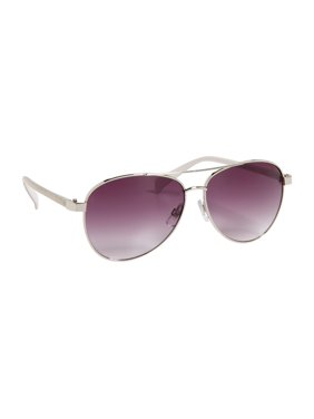 933d5f7430ef Product Image Amore Rose Goldtone Aviator Sunglasses. maurices