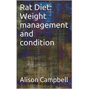 Rat Diet: Weight Management and Condition - eBook