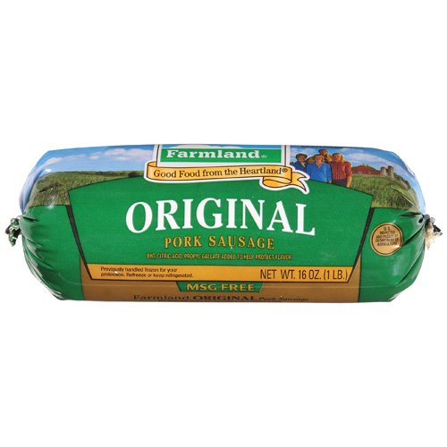 Farmland Original Pork Sausage, 16 oz