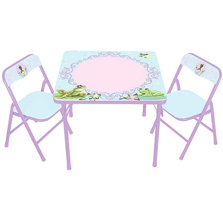 Princess And The Frog Table And Chair Set | Home design ideas