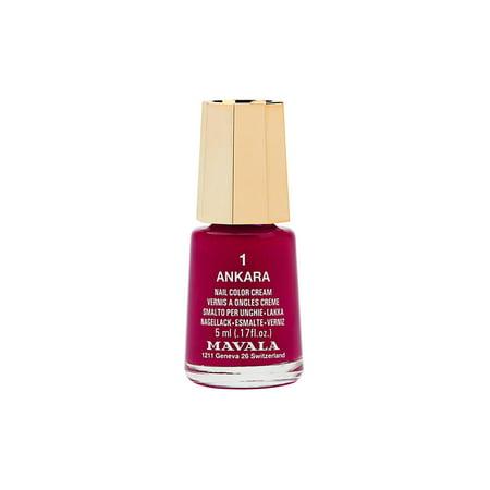 - Mavala Switzerland Nail Color Cream 1 Ankara