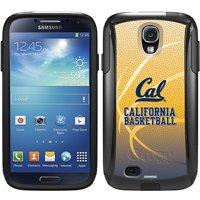 UC Berkeley Basketball Design on OtterBox Commuter Series Case for Samsung Galaxy S4