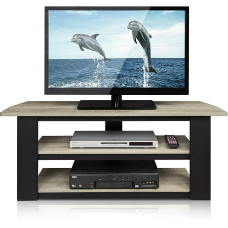 "Furinno Parsons 42"" TV Entertainment Center, Multiple Colors"