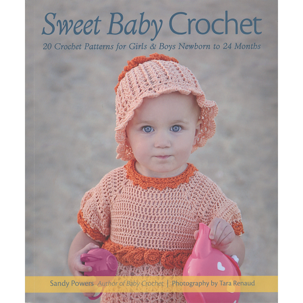Sellers Publishing-Sweet Baby Crochet
