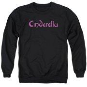 Cinderella - Logo Rough - Crewneck Sweatshirt - XX-Large