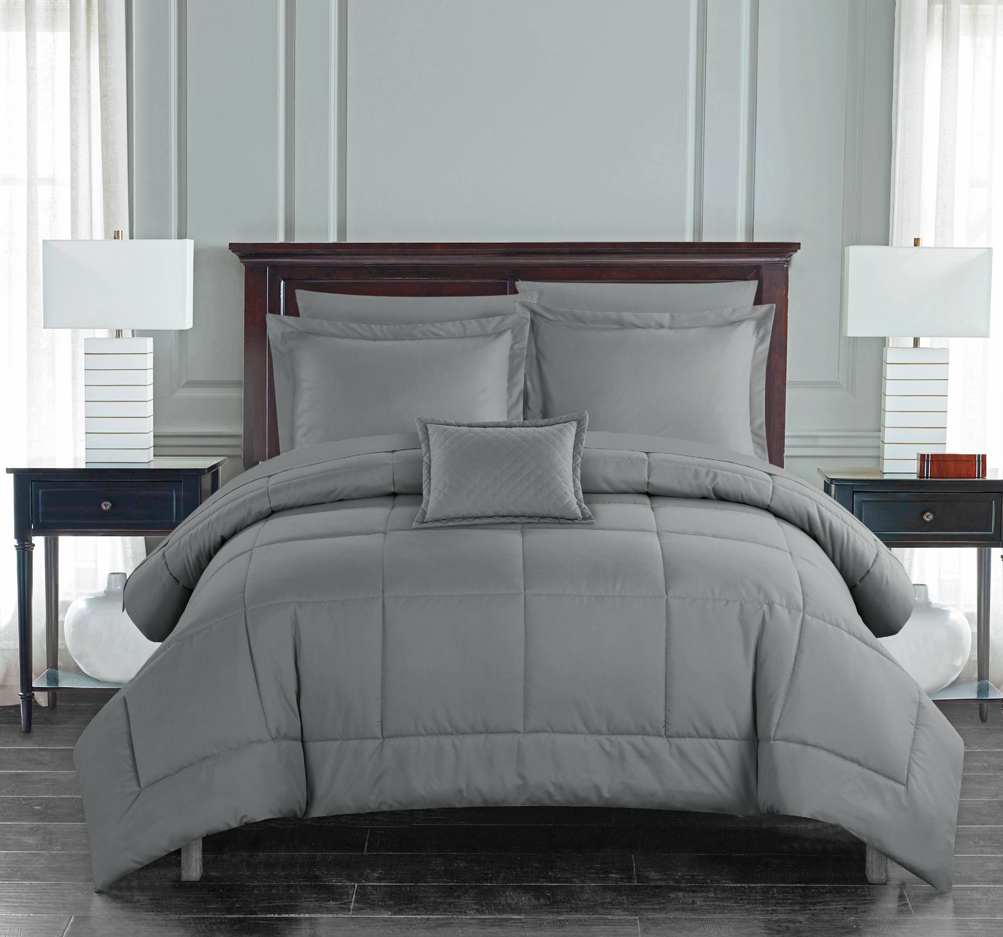 Chic Home Jorin 8 Piece Bed in a Bag Comforter Set