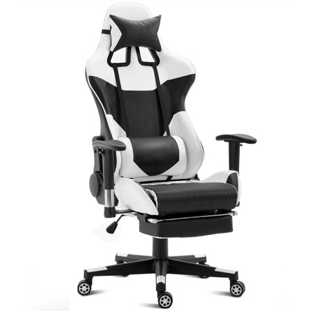 Costway Ergonomic Gaming Chair High Back Racing Office