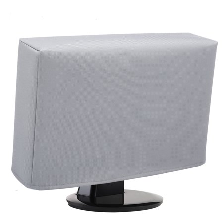 Protective Dust Cover for LCD Flat Screen Computer Monitors - - fits 27 inch [26x4x17] Lcd Monitor Dust Cover