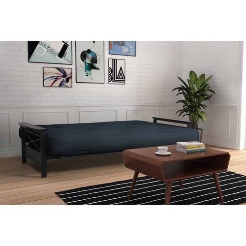 alessa futon frame with 6 alessa futon frame black   furniture shop  rh   ekonomikmobilyacarsisi