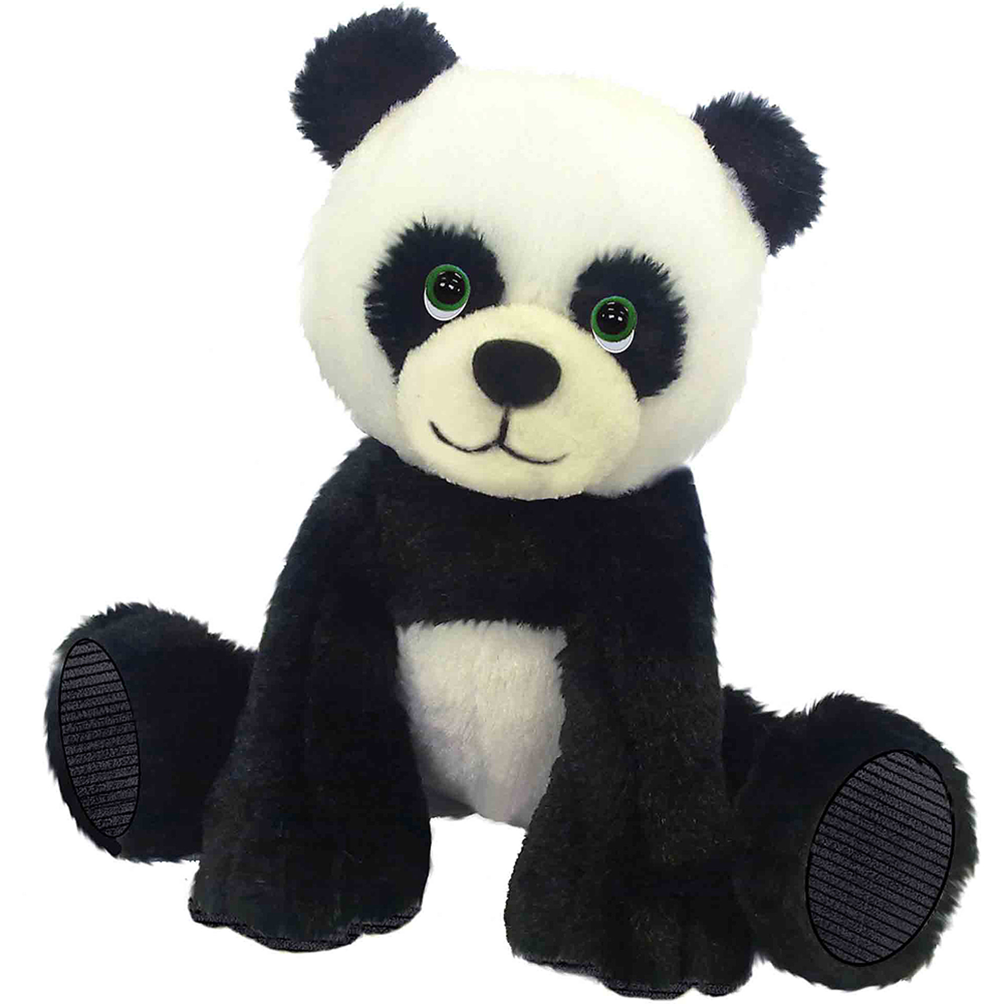 "First and Main Floppy Friends Panda 7"" Plush"