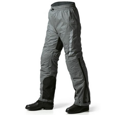 BMW Genuine Motorcycle RainLock 2 rain pants - size S - Color red grey Bmw Motorcycle Parts Accessories