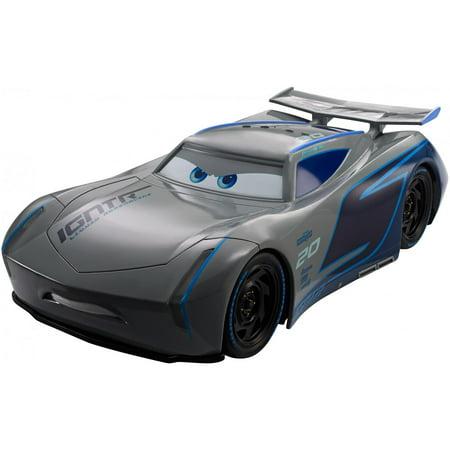 Disney Pixar Cars 3 Lights Sounds Jackson Storm Vehicle