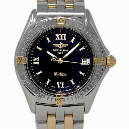 Pre-Owned Breitling Callisto B64046 Steel Women Watch (Certified Authentic & Warranty)