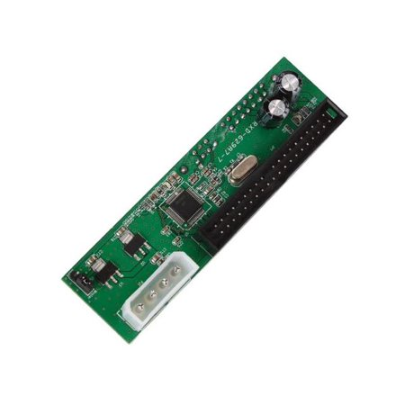 PATA IDE to Serial ATA SATA Adapter Converter Card for 3.5/2.5 HDD (Best Ide For Lua)